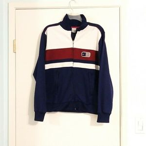 Nike USA Red White and Blue Zip Up Jacket